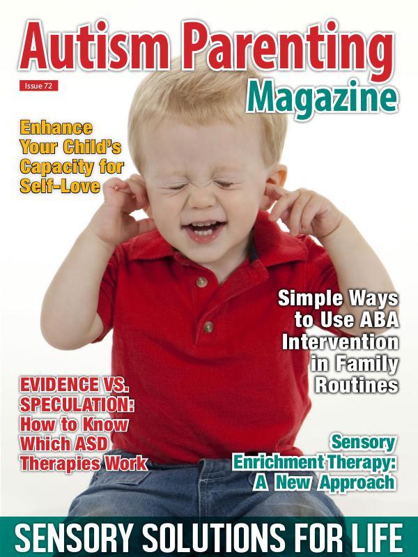 Autism Parenting Magazine Issue 72