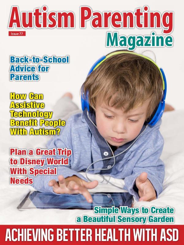 Autism Parenting Magazine Issue 77
