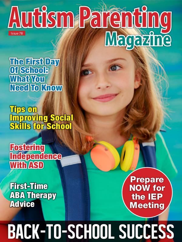 Autism Parenting Magazine Issue 78
