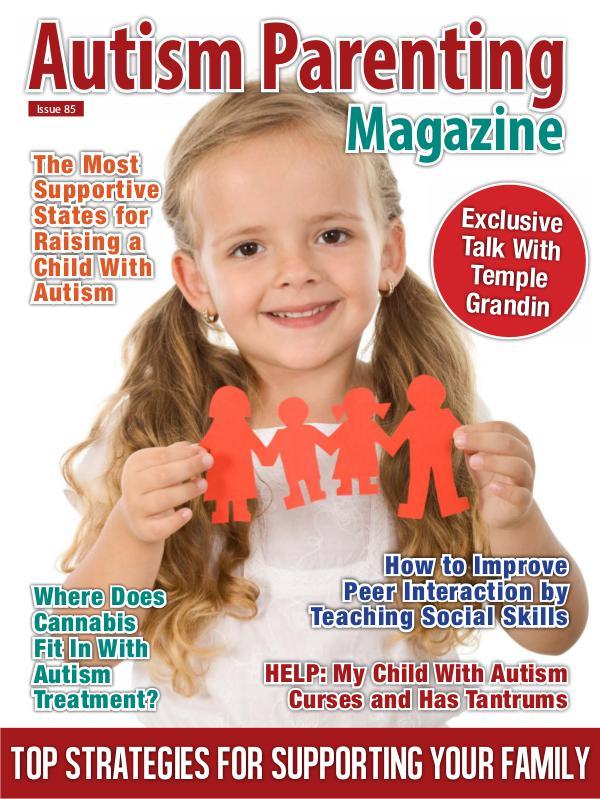 Autism Parenting Magazine Issue 85