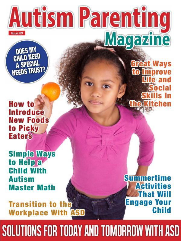 Autism Parenting Magazine Issue 89