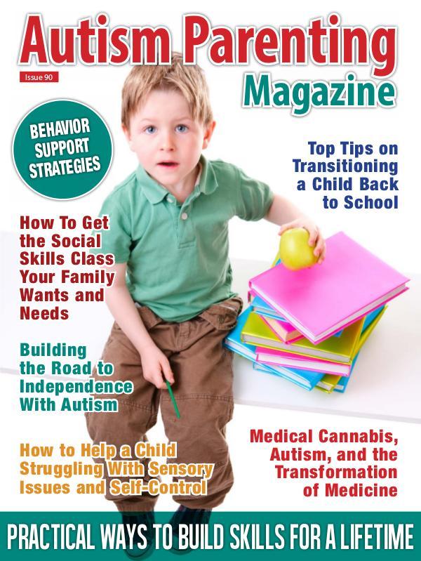 Autism Parenting Magazine Issue 90