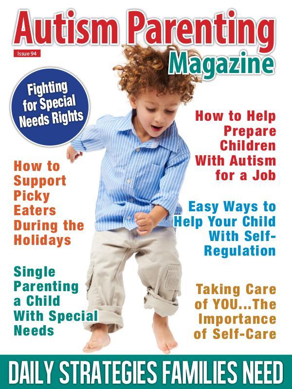 Autism Parenting Magazine Issue 94