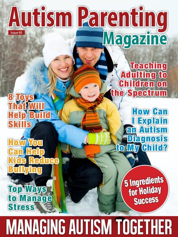 Autism Parenting Magazine Issue 95