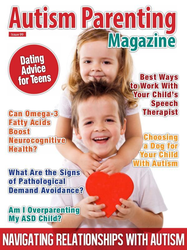 Autism Parenting Magazine Issue 99