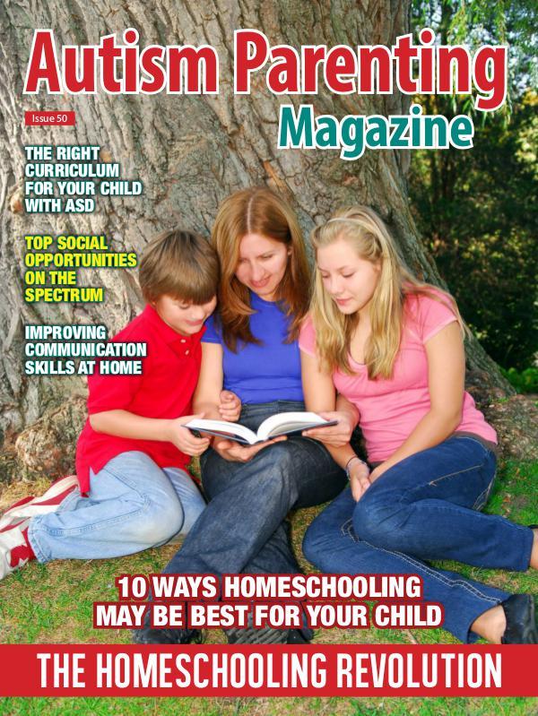 Autism Parenting Magazine Issue 50