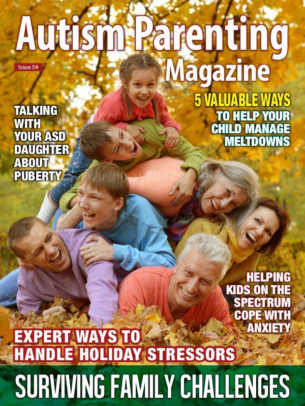 Autism Parenting Magazine Issue 54