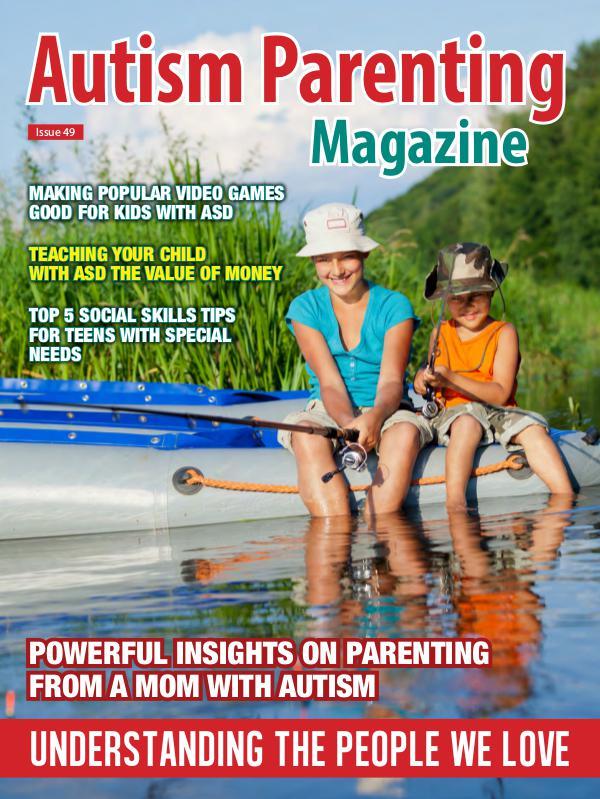 Autism Parenting Magazine Issue 49