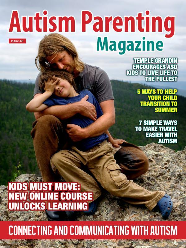 Autism Parenting Magazine Issue 48