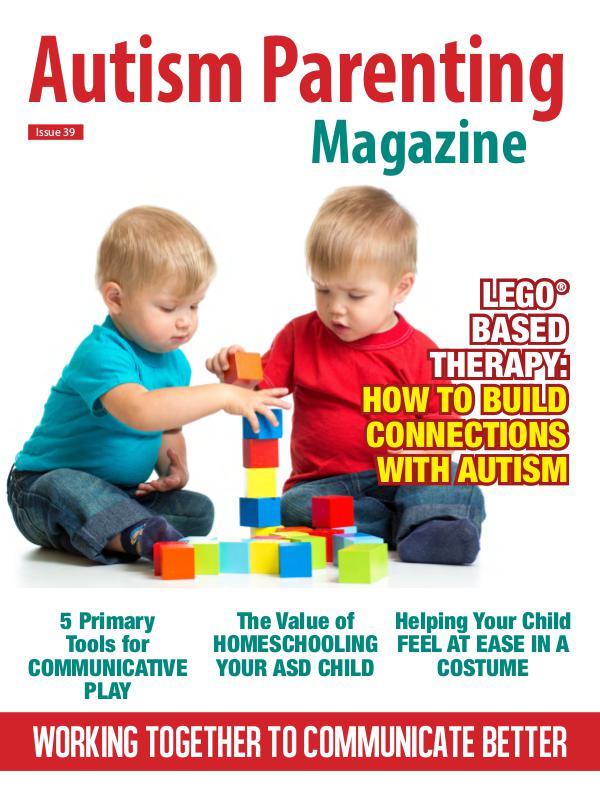 Autism Parenting Magazine Issue 39