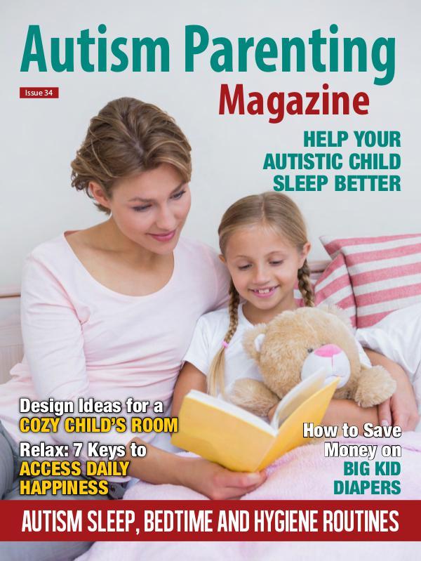 Autism Parenting Magazine Issue 34