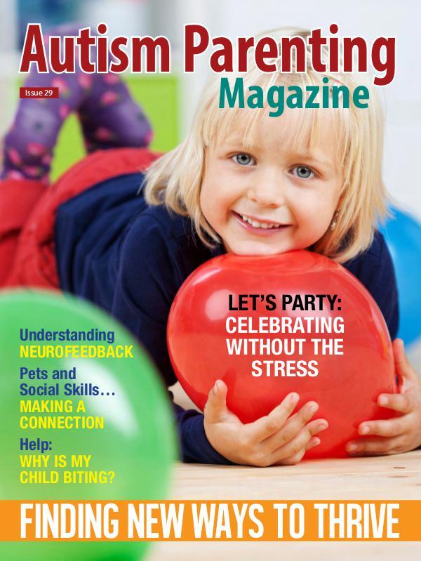 Autism Parenting Magazine Issue 29