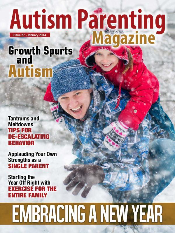 Autism Parenting Magazine Issue 27