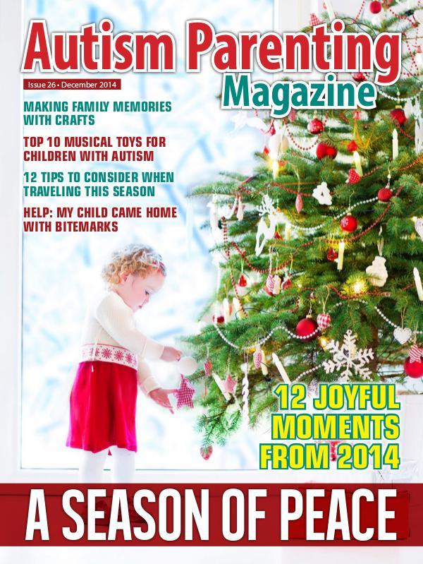 Autism Parenting Magazine Issue 26
