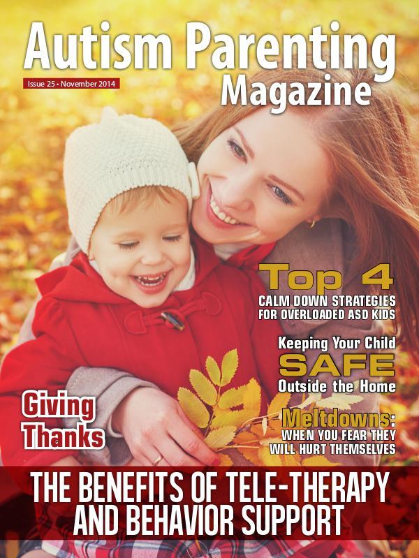 Autism Parenting Magazine Issue 25