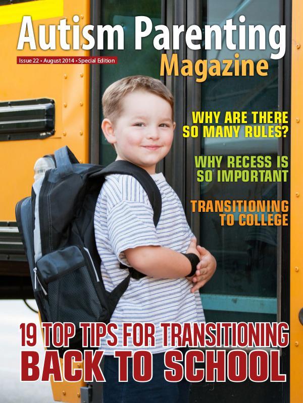 Autism Parenting Magazine Issue 22