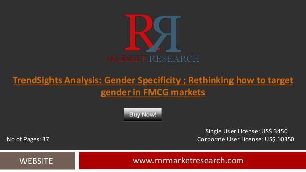 TrendSights Analysis: Gender Specificity Sep 2016