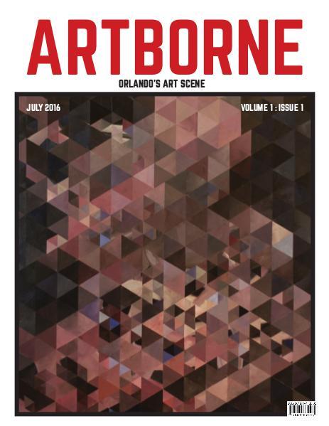 Artborne Magazine July 2016