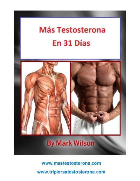 ⒶⓁⒻⒶ » Mark Wilson: Más Testosterona en 31 Días PDF-Libro