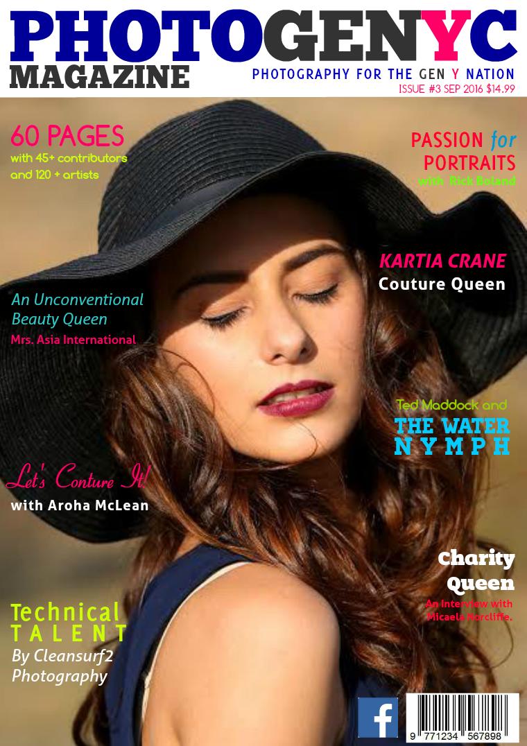 Photogenyc Magazine ISSUE #3 - September 2016