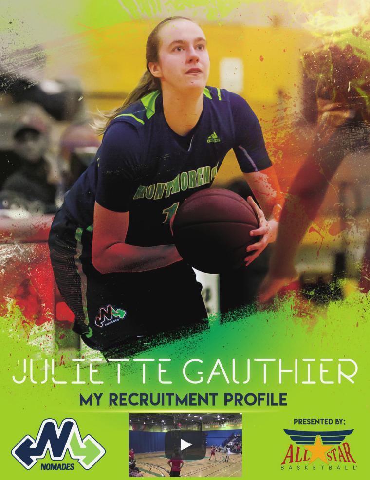 Juliette Gauthier - Montmorency Nomades (volume 1)