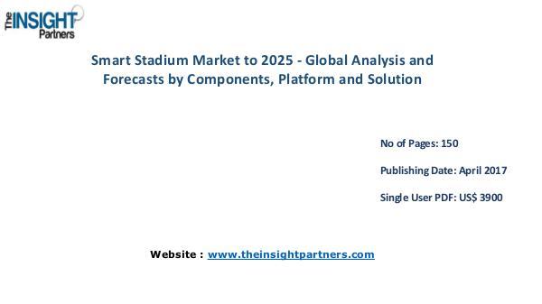Smart Stadium Market Analysis & Trends - Forecast to 2025 Smart Stadium Market Analysis & Trends - Forecast