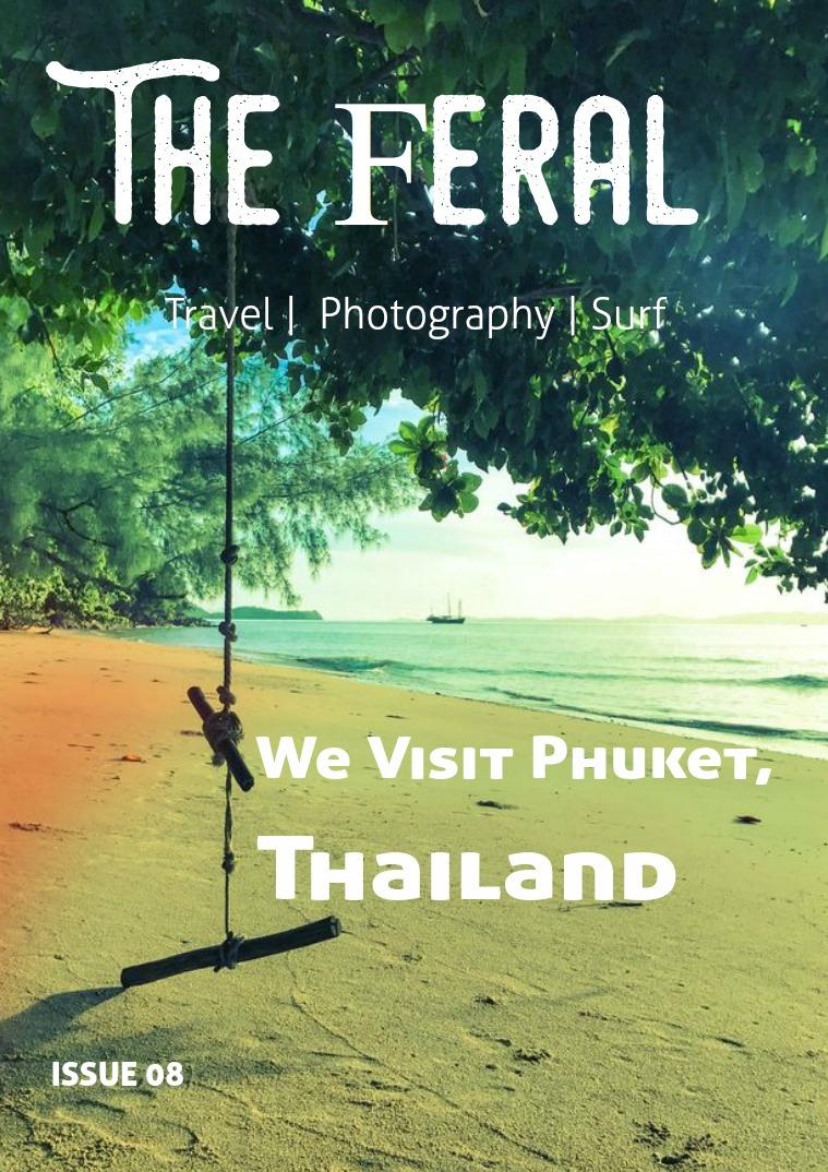 The Feral Magazine #08