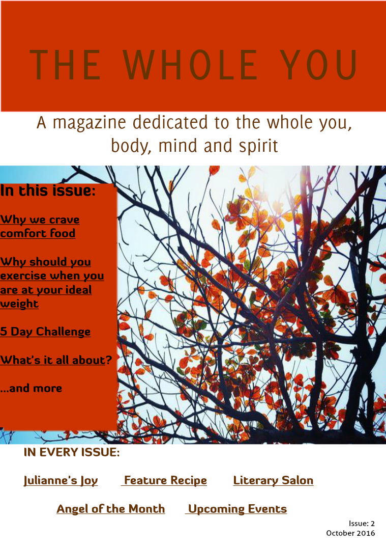 The Whole You October 2016