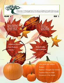 NHEG Magazine for October
