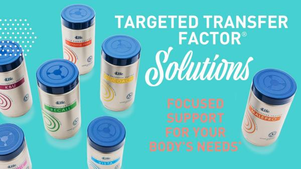 4Life Targeted Products - ENG