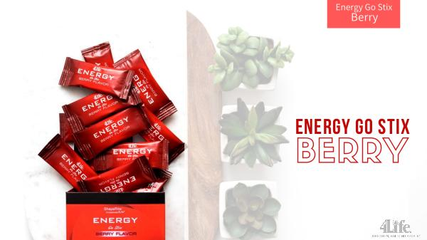 Energy Go Stix - BM