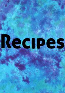 Healthy Life : Recipe Book