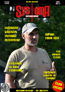 Systema International Issue Two November  2013