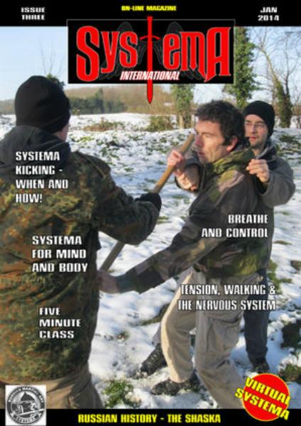 Systema International Issue Three January 2014