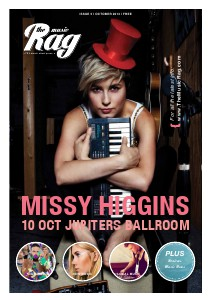The Music Rag Issue 5 - October 2013