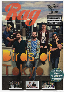 The Music Rag Issue 2 - July 2013