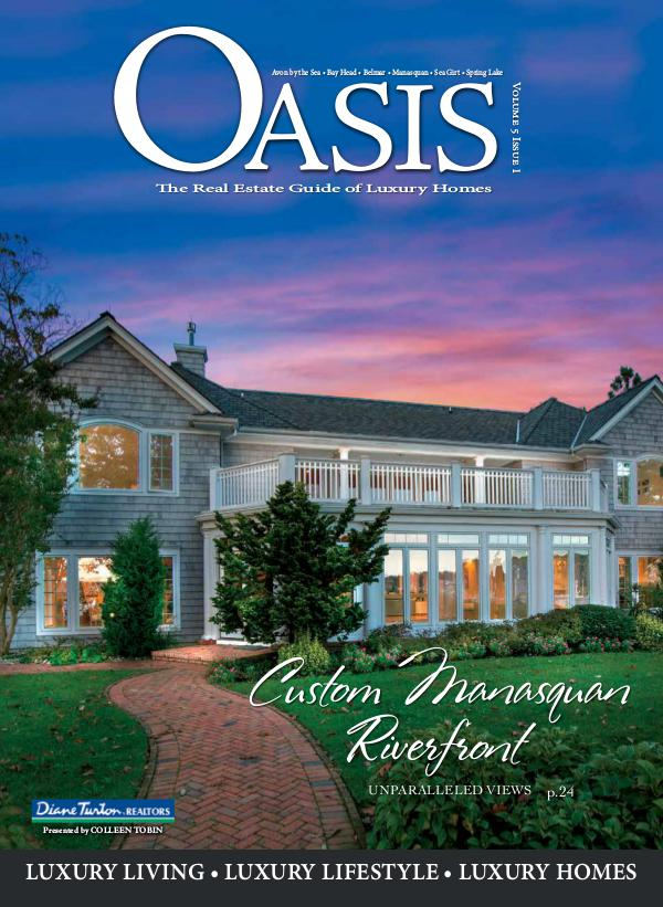 Oasis Spring Lake Volume 2 Issue 7 SpringLake_V5I1