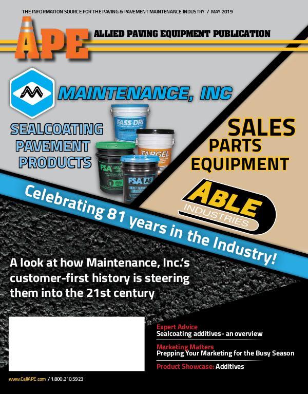 APE APE Issue 0519