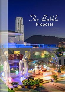 The Bubble Dinner