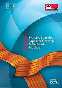 Masking tapes for electronics and electrical industry