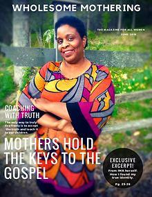 Wholesome Mothering Magazine