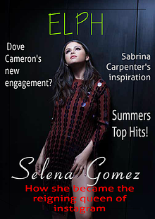ELPH MAGAZINE: Celebrity News