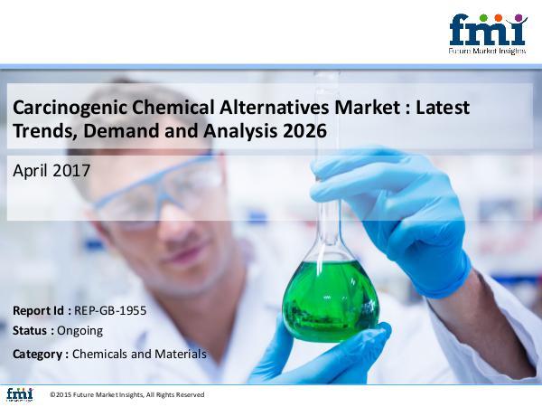 Carcinogenic Chemical Alternatives Market : Growth