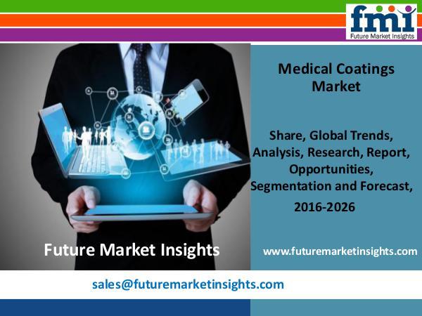 Medical Coatings Market Value Share, Supply Demand, share and Value Medical Coatings Market Value Share, Supply Demand