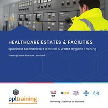 Healthcare Estates and Facilities Training Course Brochure