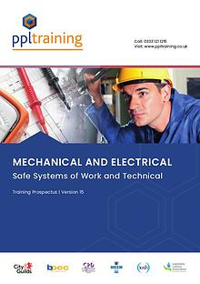 Mechanical & Electrical Prospectus