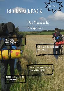 Rucksackpack_Das Magazin für Backpacker