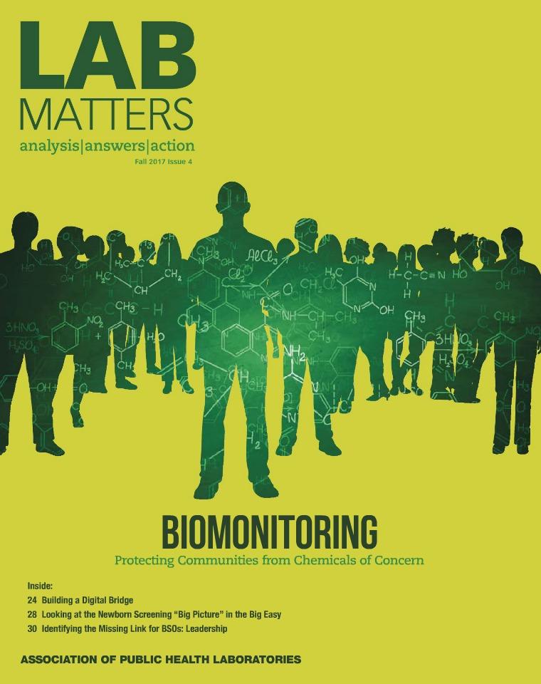 Lab Matters Fall 2017