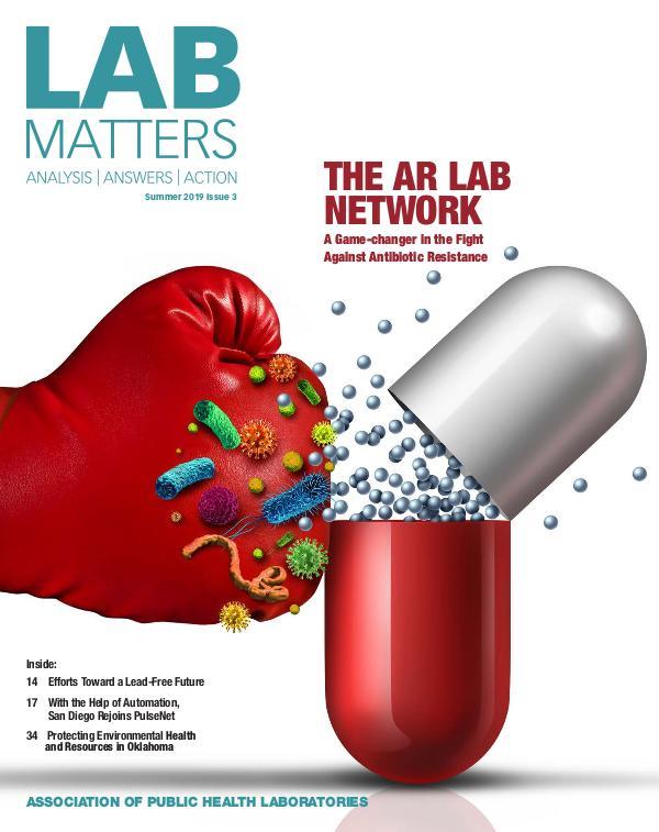 Lab Matters Summer 2019