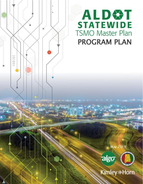 ALDOT Statewide TSMO Program Plan ALDOT Statewide TSMO Program Plan 20190522REV